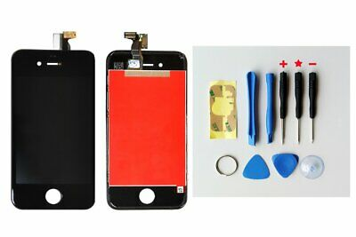 Replacement LCD Touch Screen Digitizer Assembly for iPhone 4S Black A1387 + Tool