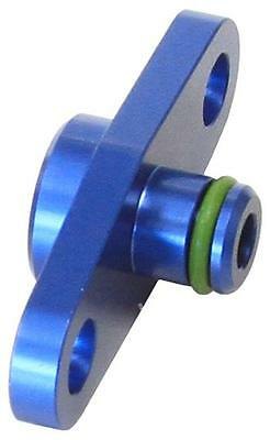 AeroFlow Fuel Rail Adapter (Blue) Suit Toyota, for Subaru with 40mm Centres