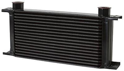 AeroFlow Engine Oil or Transmission Oil Cooler 330mm L x 123mm H x 51mm D. -10