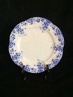 Shelley Dainty Blue Salad Plate 051/28