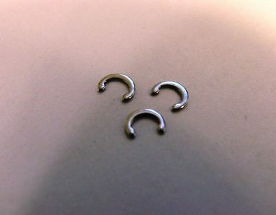 6 Stainless Steel C-Retainer (C-clip) for the Ejection Port Hinge Pin