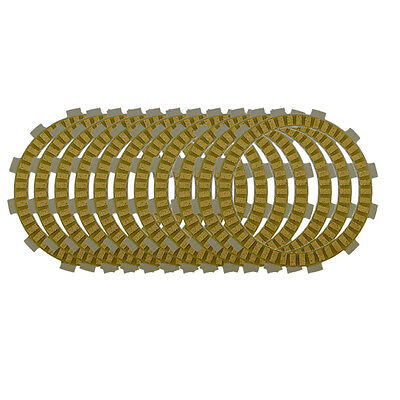 Friction Clutch Plates Kit For Ducati Monster 696 08-13 796 11-13 S2R 800