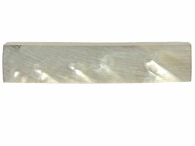 Luthitec™ White Mother of Pearl Guitar Nut Blank - 50 x 10 x 6mm
