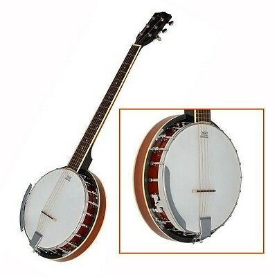 ts-ideen 4418 - Banjo a 6 corde Bluegrass NUOVO