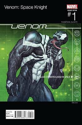 Venom Space Knight #1 Mike Choi Hip Hop Variant Marvel Comic Book NM