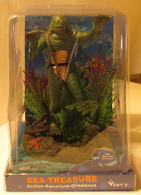 Veny's 2013 Creature from the Black Lagoon Aquarium Ornament w/ Display Box