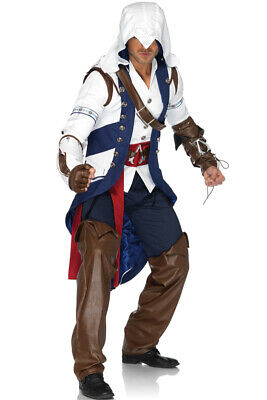 Assassins Creed Aguilar Costume Mens S L Cosplay Halloween Video Game New NWT