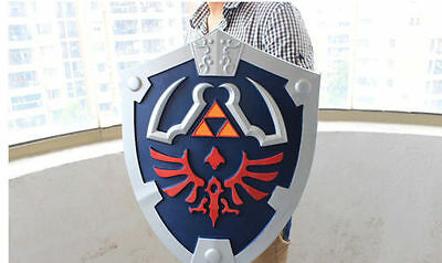 1:1 Full SIze Link's Hylian Shield from the Legend of Zelda with Arm Holder New