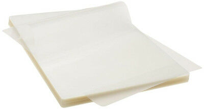 """Standard Laminating Pouches Letter Size  Clear, 100/pack 3mil, 9"""" x 11.5"""""""