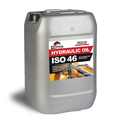 Hydraulic 46 Oil 20litres (Free Delivery)
