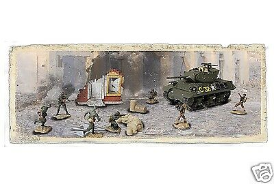 85078 Forces Of Valor Unimax Diecast 1:72 American M10 Tank Destroyer & Soliders