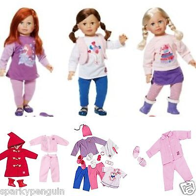 "Chad Valley Molly And Friends Dolls Clothes / Outfits For 25"" / 63Cm Dolls"
