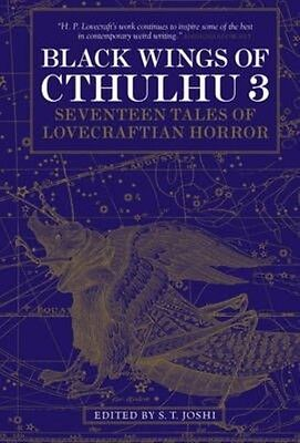 Black Wings of Cthulhu by S. T. Joshi Paperback Book (English)