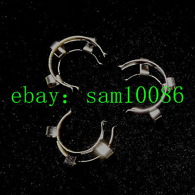 24#,Stainless Steel Clip,Neck Clamp,For 24/40,24/29 Glass Ground Joint,3Pcs ,lab