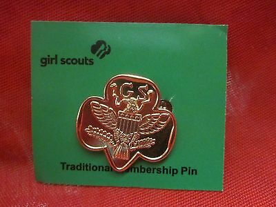 Girl Scouts Traditional Membership  Pin