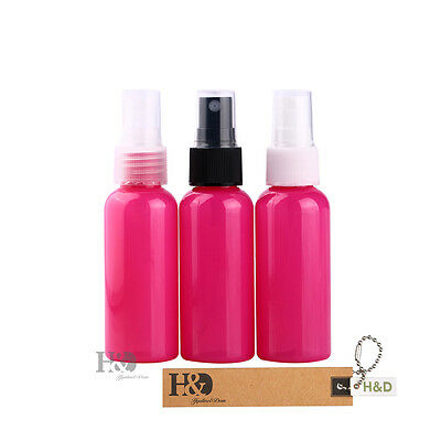 3 Pcs Pump Bottle Refill 50 Ml Cylinder Travel Size Gel Lotion Serum Containers