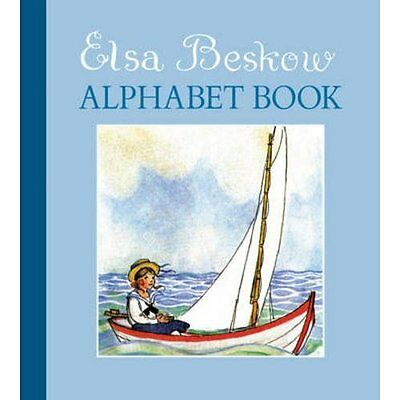 The Elsa Elsa Beskow Alphabet Book Floris Books Hardback 9781782502050