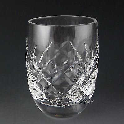 Waterford Crystal ALANA / COMERAGH Shot Glass Gothic Ireland Mark ~ Mint Cond