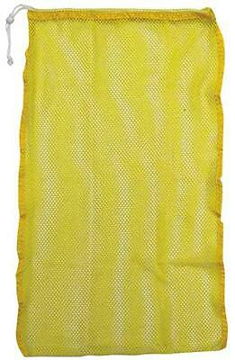 Mesh Drawstring Goodie Bag- Large for Scuba Diving, Snorkeling or Water Sports