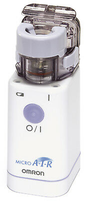 Omron MicroAir Pocket Nebuliser NE-U22 NEW