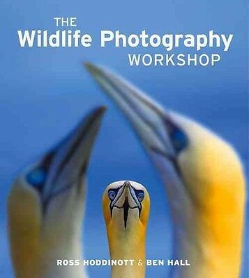 The Wildlife Photography Workshop by Ross Hoddinott Paperback Book (English)