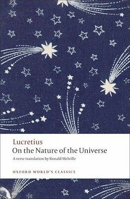 On the Nature of the Universe by Lucretius Paperback Book (English)