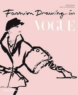 "Fashion Drawing in ""Vogue"" by William Packer Paperback Book (English)"