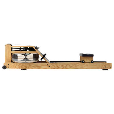 WaterRower Rudergerät Eiche inkl S4 Monitor Heimtrainer Rudermaschine Wassertank