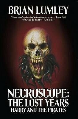 Necroscope: the Lost Years by Brian Lumley Paperback Book (English)