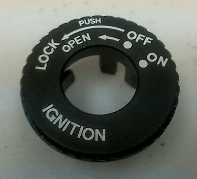 NEW TGB ignition Lock Indicator for R50x, Bullet, 505, OEM Part, 440996