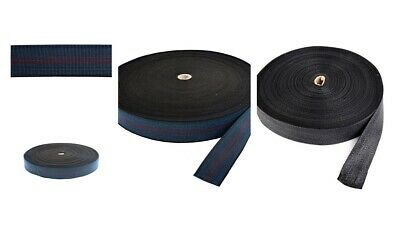 Elasticated upholstery webbing sofa chair settee webbing upholstery supplies