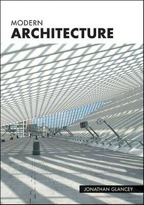 Modern Architecture by Jonathan Glancey Paperback Book (English)