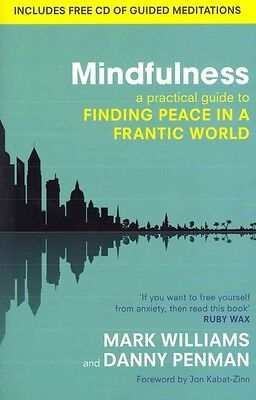 Mindfulness by Prof Mark Williams Paperback Book (English)