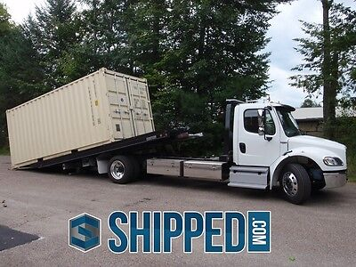 20'FT NEW SHIPPING CONTAINER FOR HOME STORAGE, SHIPPING CARGO, etc in EL PASO,TX