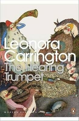 The Hearing Trumpet by Leonora Carrington Paperback Book