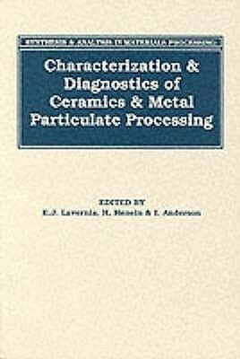 Synthesis and Analysis in Materials Processing by Paperback Book