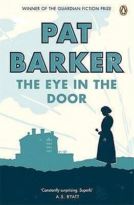 The Eye in the Door by Pat Barker Paperback Book