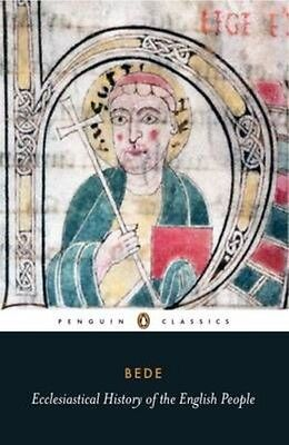 Ecclesiastical History of the English People by Bede Paperback Book (English)