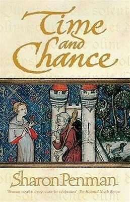 Time and Chance by Sharon Penman Paperback Book (English)