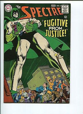 Spectre  #5   9.2+  Nm  Original Owner  Nice Pages  Neal Adams!  Check It Out!