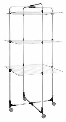 Metaltex Aliseo Laundry Airer. Epotherm Coating - Home NUOVO