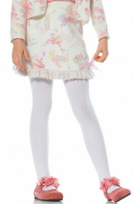 Girls Opaque Tights Stockings Toddler Costume Accessory