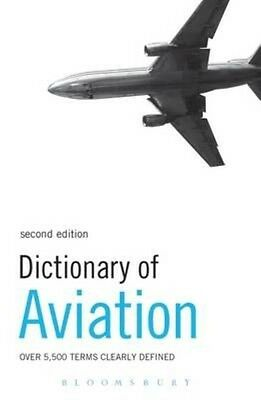 Dictionary of Aviation by David Ed Crocker Paperback Book (English)