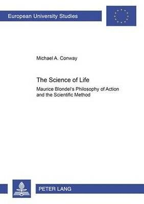 The Science of Life by Michael A. Conway Paperback Book (English)