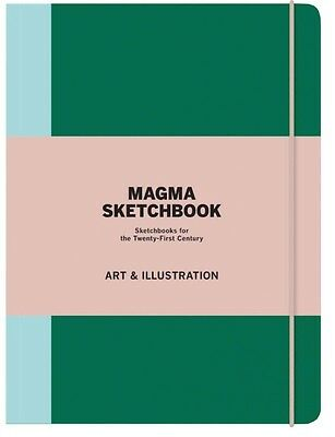 Magma Sketchbook: Art and Illustration by Magma Books Paperback Book (English)