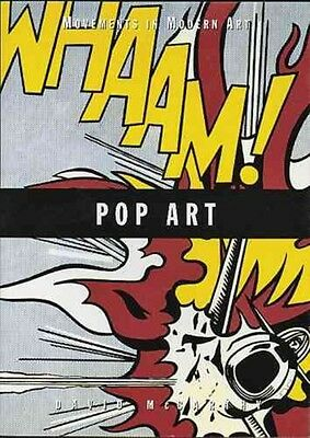 Pop Art by David McCarthy Paperback Book (English)