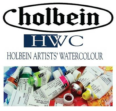 Holbein Artists Watercolour HWC - 15ml Tubes