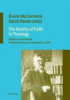 The Reality of Faith in Theology by Paperback Book (English)