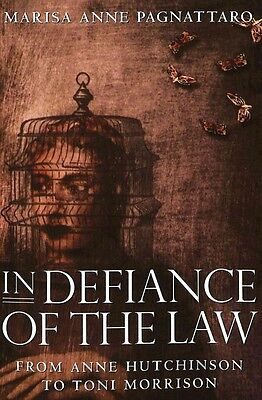 In Defiance of the Law by Marisa Anne Pagnattaro Paperback Book (English)