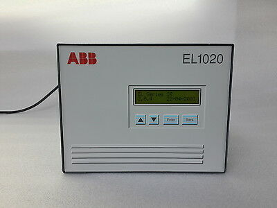 ABB EL1020 Series Continuous Gas Analyzers EL1020-IR